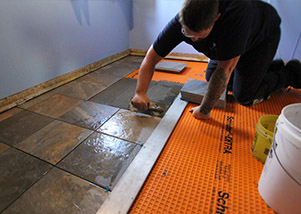 Tile Installation | North Coast Floor and Tile